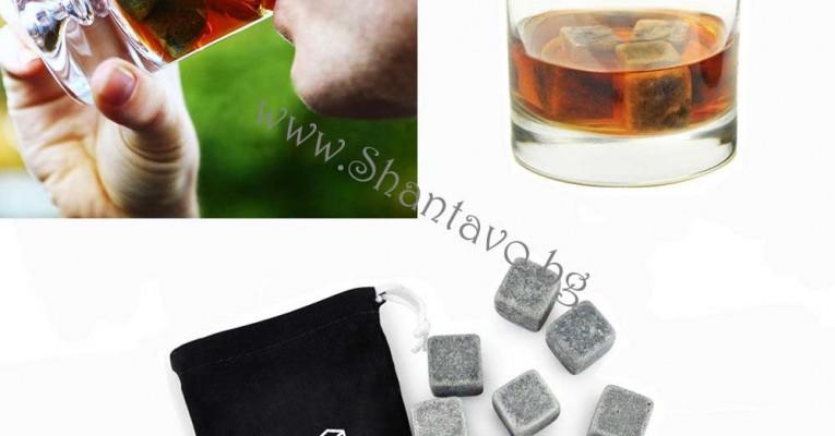 каменни кубчета за уиски