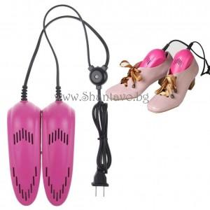 електрическа сушилка за обувки