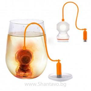 Филтър за чай - водолаз