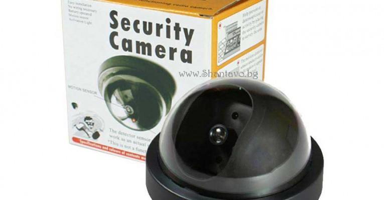 Фалшива камера срещу крадци
