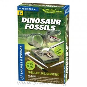 Динозавърски разкопки