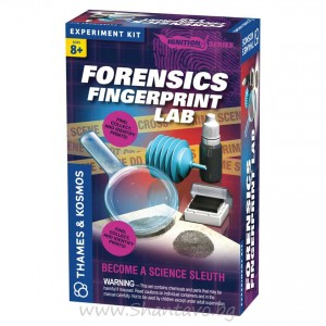 Комплект за пръстови отпечатъци
