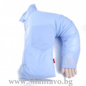 Възглавница с ръка за прегръщане