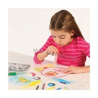 Духащи флумастери за креативни деца - 6 цвята