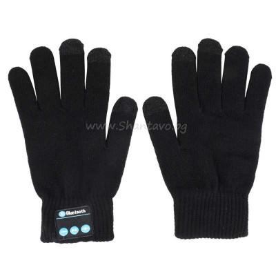 Блутуут (bluetooth) ръкавици за смартфон