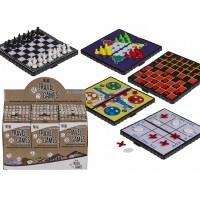 Джобна магнитна игра за път - 5 варианта