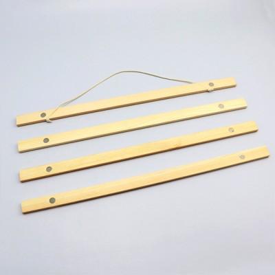 Дървени рамки с магнит за постери и плакати