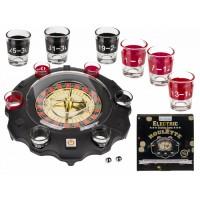 Алкохолна игра електронна рулетка с шотове