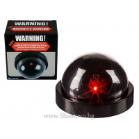 Фалшива камера с мигащ LED диод срещу крадци