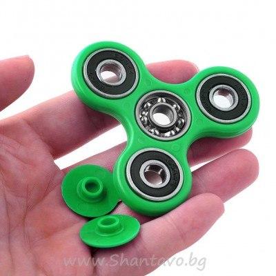 Фиджет Спинер (Fidget Spinner) - антистрес играчка