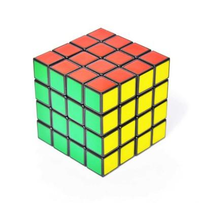 Нестандартно и сложно кубче на Рубик 4x4
