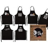 Престилки за готвене със забавни надписи за истински майстор готвачи