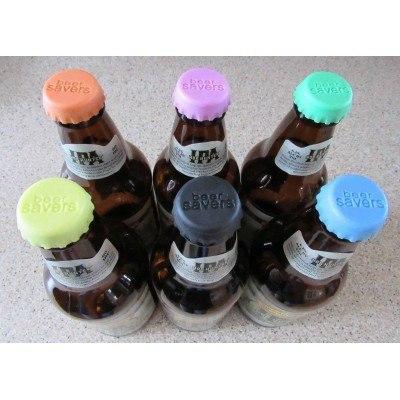 Капачки за запазване на бирата. Свеж вкус за дълго време - 6 бр