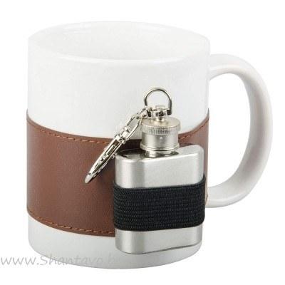 Керамична чаша за кафе с екстра шотче