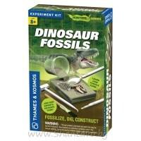 Стани археолог - Изкопай сам кости на динозавър