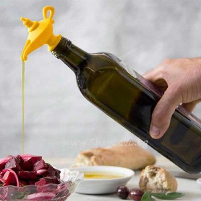 Дозатор за бутилки - лампата на Аладин