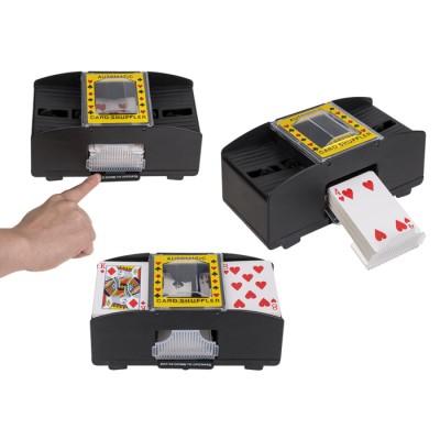 Машина за разбъркване на карти - автоматично размесване на тесте