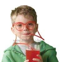 Очила сламки за пиене - аксесоар за всяко парти