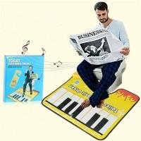Килимче пиано с клавиши и звук за тоалетна