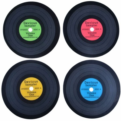 Поставки за чаши плочи грамофони плочи