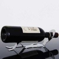 Поставка за бутилка вино - легнало човече