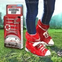 Протектори за обувки във формата на кецове