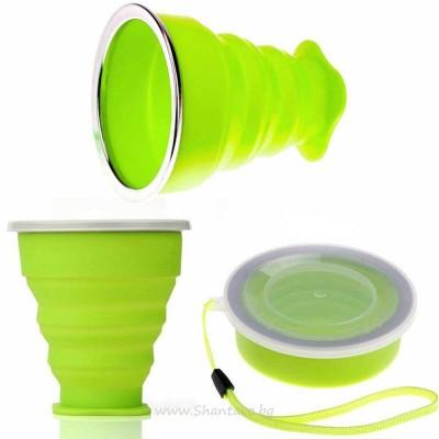Сгъваема чаша за преходи и къмпинг