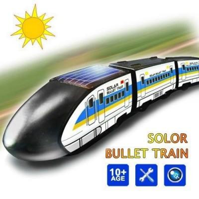 Образователен соларен влак конструктор