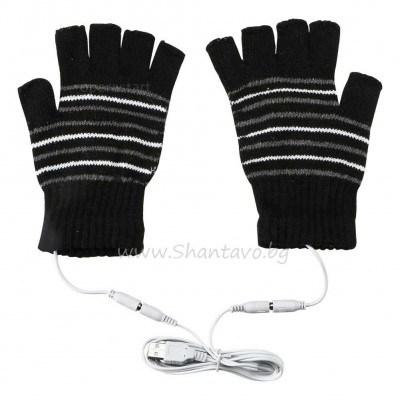 Затоплящи USB ръкавици - 3 унисекс варианта.